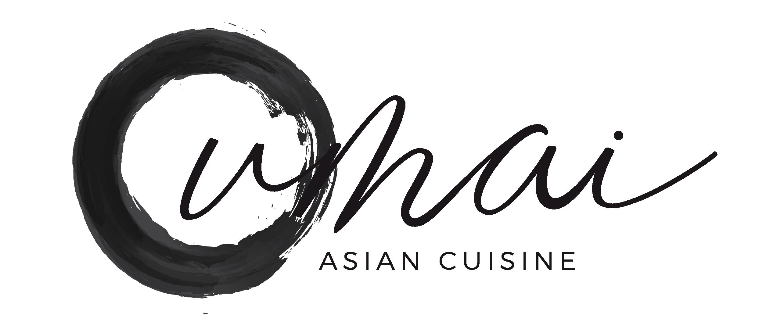 Logo Umai version negro